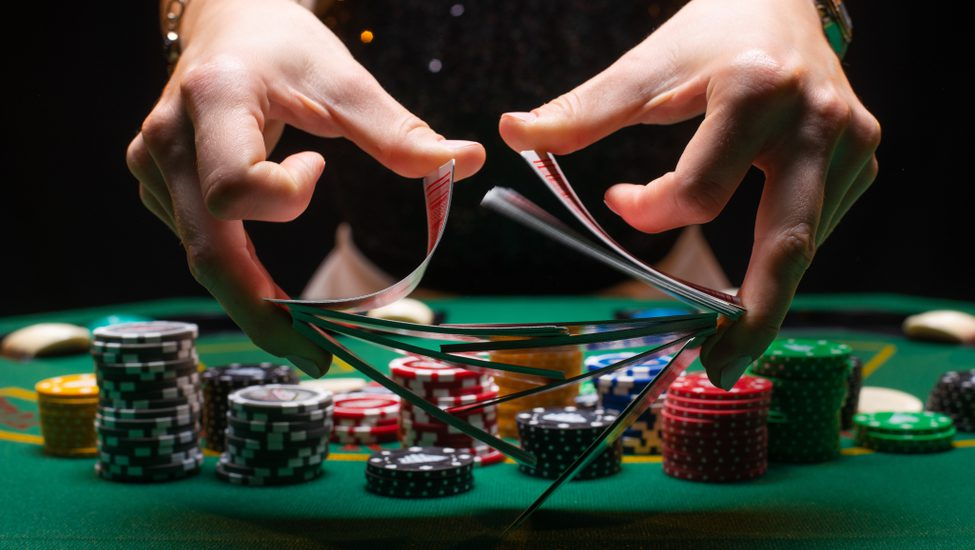 Online Casino Poker  Betting
